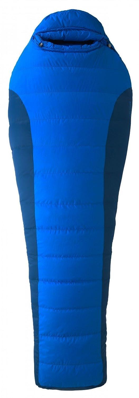 Marmot Palisade Sleeping Bag Long Blue Night/Navy Ausführung rechts 2016 Mumienschlafsack