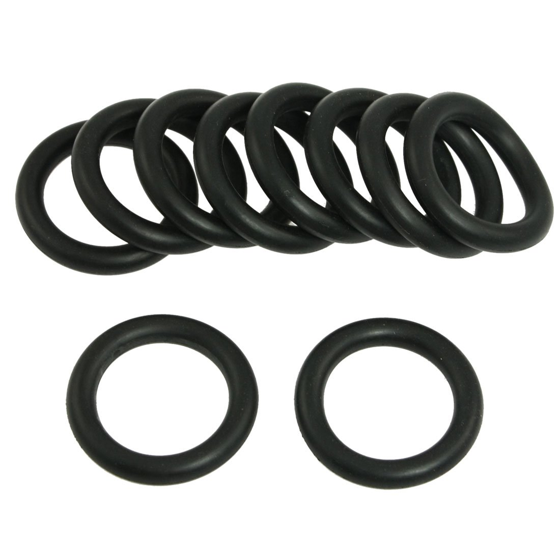 10pcs O-Rings Nitrile Rubber 20mm-32mm OD 4mm Width Seal Rings Sealing Gasket