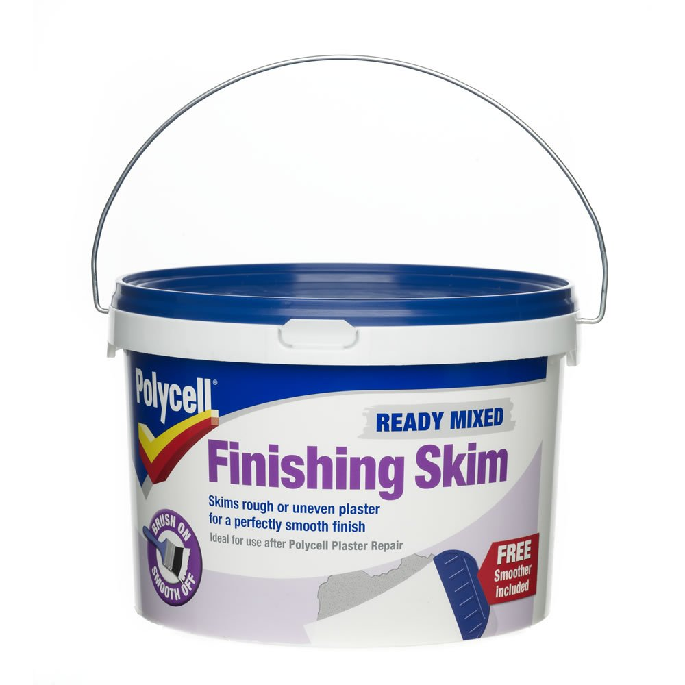 Polycell Finishing Skim Polyfilla 2.5 Ltr