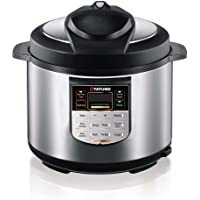 Tatung TPC-5L Electric Pressure Stainless Steel Cooker