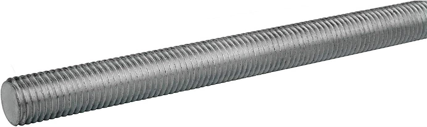 1//2-13 X 36 Stainless Steel Imperial 171320-1 Threaded Rod