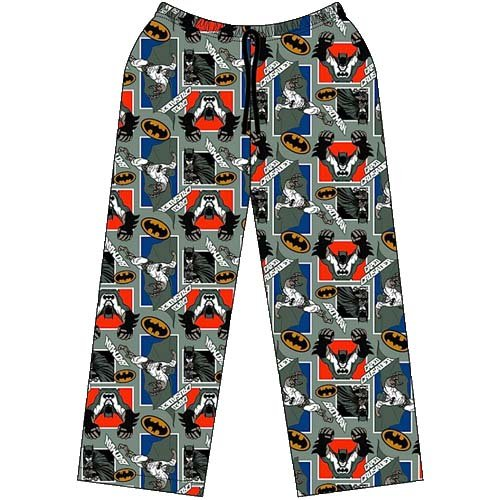 i-Smalls Boys Kids Childrens Batman Character Lounge Wear Pyjama Sleepwear Nightwear Bottoms Pants