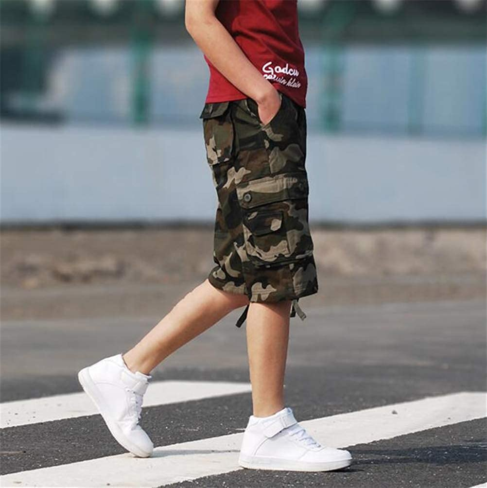 a989ecf3c576c Green-Camouflage Green-Camouflage Green-Camouflage Super color Men's ...