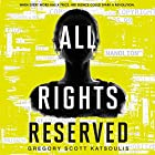 All Rights Reserved: Word$, Book One Audiobook by Gregory Scott Katsoulis Narrated by Frankie Corzo