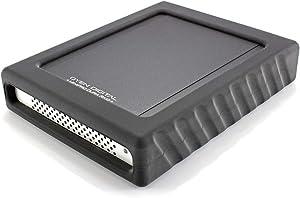 10TB MiniPro Dura RAID USB 3.1 (USB-C) Portable Rugged Hard Drive