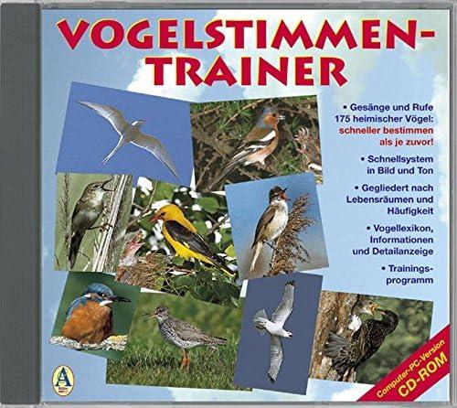 Vogelstimmen-Trainer * CD-ROM/Computer-/PC-Version