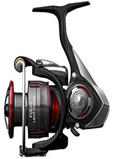 Amazon.com : Legalis LT 2500D Spinning Reel, Carbon Light ...