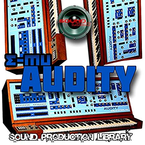 Amazon com: E-mu AUDITY - KING of analog sounds - Large