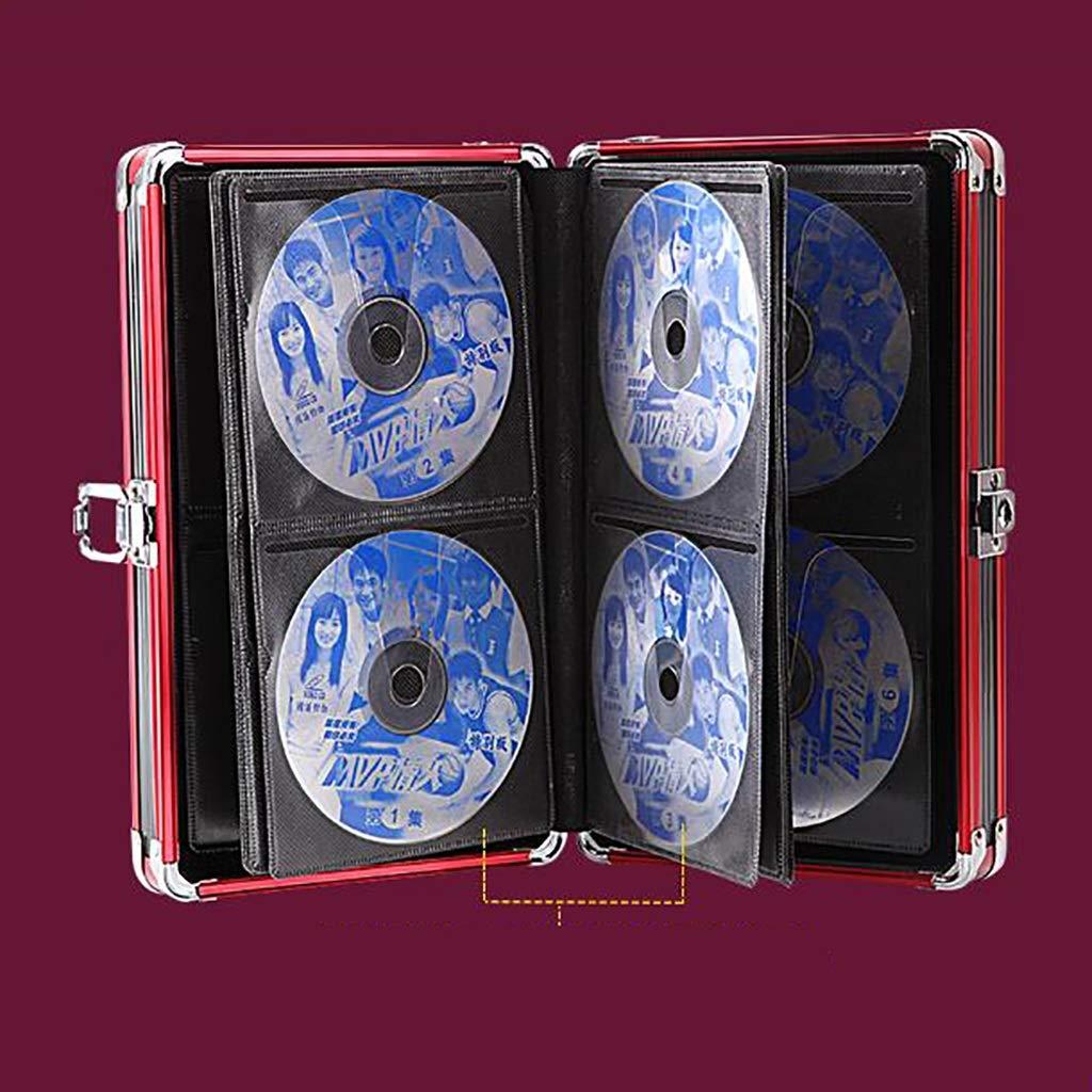 GWXJZ Estanterías para CD DVD Paquete de CD Estuche para CD ...