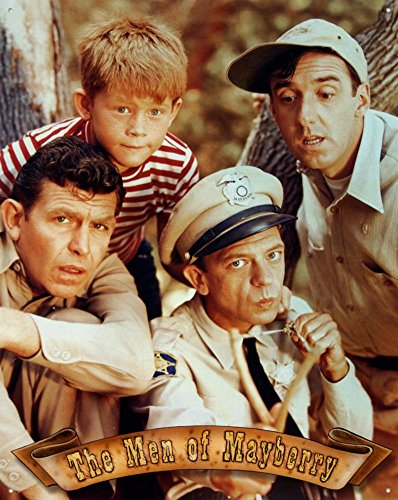 Andy Griffith Show Tin Sign , - Griffith Tin Sign Andy