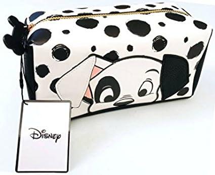 Primark Disney dálmata blanco y negro bolsa de maquillaje ...