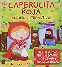 Caperucita Roja. Cuento Interactivo: Amazon.es: Vv.Aa: Libros