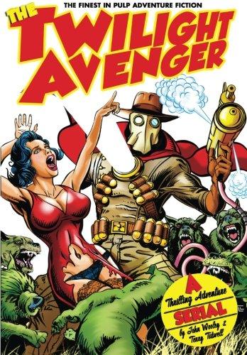 The Twilight Avenger (Volume 1) -