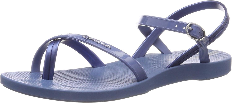 Ipanema Fashion Sand VII Fem, Sandalias de Talón Abierto para Mujer