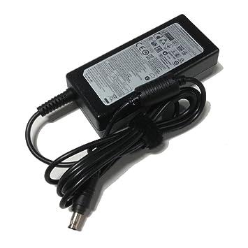 BTEK AD-6019R H1T9 - Cargador para portátil Samsung (3.16A, 60W, 19V), negro: Amazon.es: Informática
