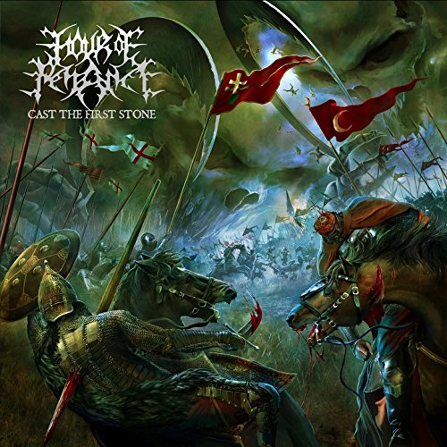 Hour Of Penance - Cast The First Stone - CD - FLAC - 2017 - DeVOiD Download