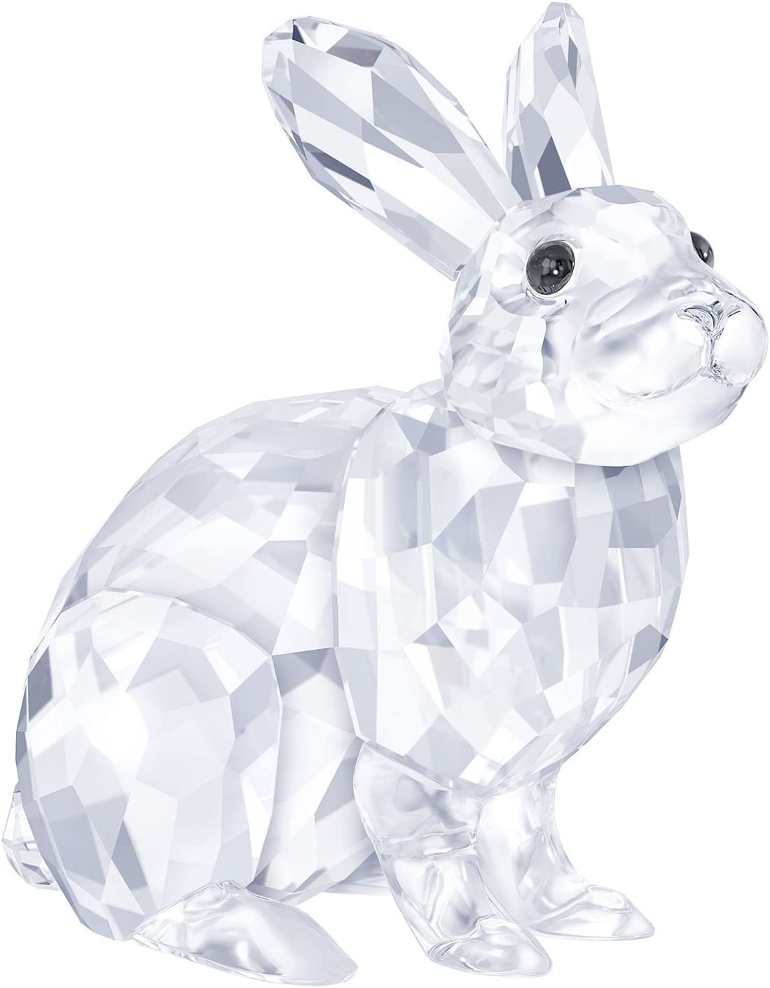 Swarovski Crystal Adorable Sitting Rabbit Easter Bunny Figurine New for 2017 5266232