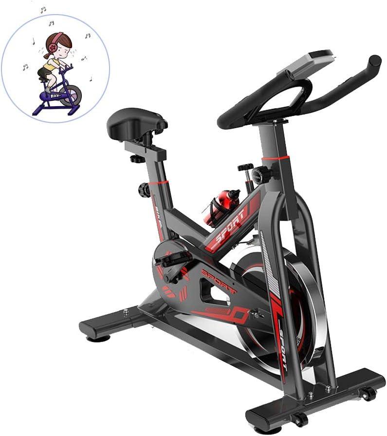 KuaiKeSport Bicicleta Spinning Profesional con Sensores de Pulso ...