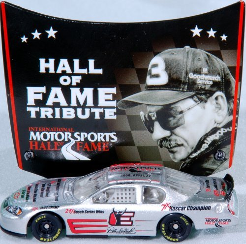 Dale Earnhardt 2006 HALL OF FAME TRIBUTE 1:64 Scale Diecast Car
