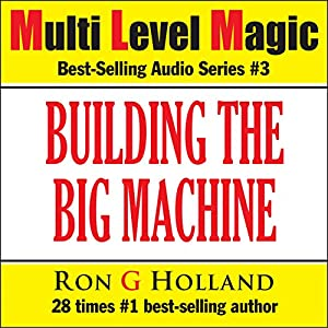 Building the Big Machine Audiobook