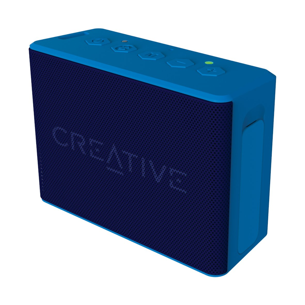 Creative Labs MUVO 2c Stereo Rectangle Blue