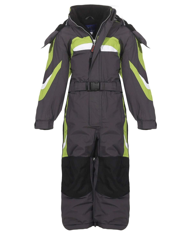 PM Tuta da Sci per Bambini Snowboard Tuta da Snowboard per Bimba Snowshirt Invernale LB1310