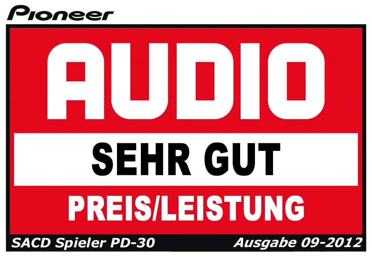 Pioneer PD-30 Lecteur CD Salon