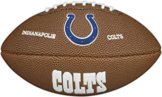 Wilson F1533XB NFL Team Logo Mini Indianapolis Colts