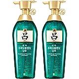 [Ryeo] NEW Chung Ah Mo Shampoo for Oily Hair with Dandruff / 500ml x2