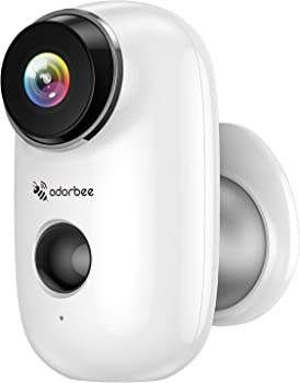 Adorbee WiFi Wireless Rechargeable Outdoor Security Camera System