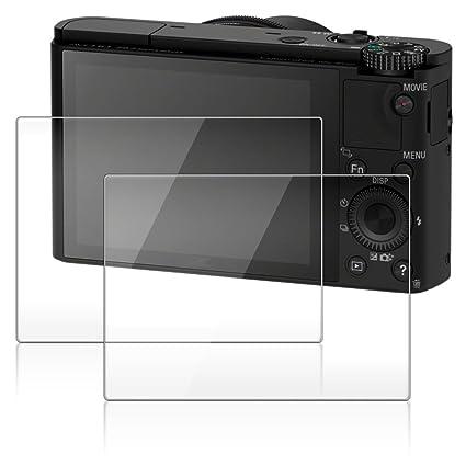 Protector de Pantalla para Cámara Sony RX100III RX100II RX100 IV ...