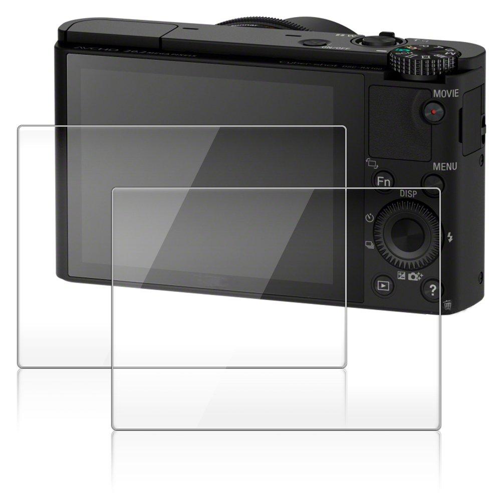 Protector de Pantalla para Cámara Sony RX100III RX100II RX100 IV RX 1R RX10 III, AFUNTA
