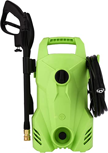 Homdox Pressure Washer 2300 PSI 1.6 GPM Compact Power Washer with 3 Nozzles