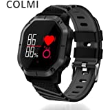 COLMI K5 Smart Watch IP68 Waterproof Multiple Sports Modes Cycling Swimming Heart Rate Monitor Blood Oxygen
