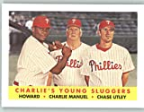 2007 Topps Heritage #386 Ryan Howard / Chase