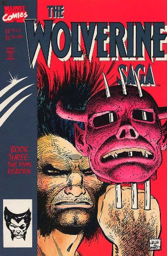 Wolverine Saga, The, Edition# 3