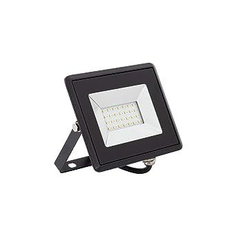 Foco Proyector LED Solid 20W Blanco Neutro 4000K: Amazon.es ...
