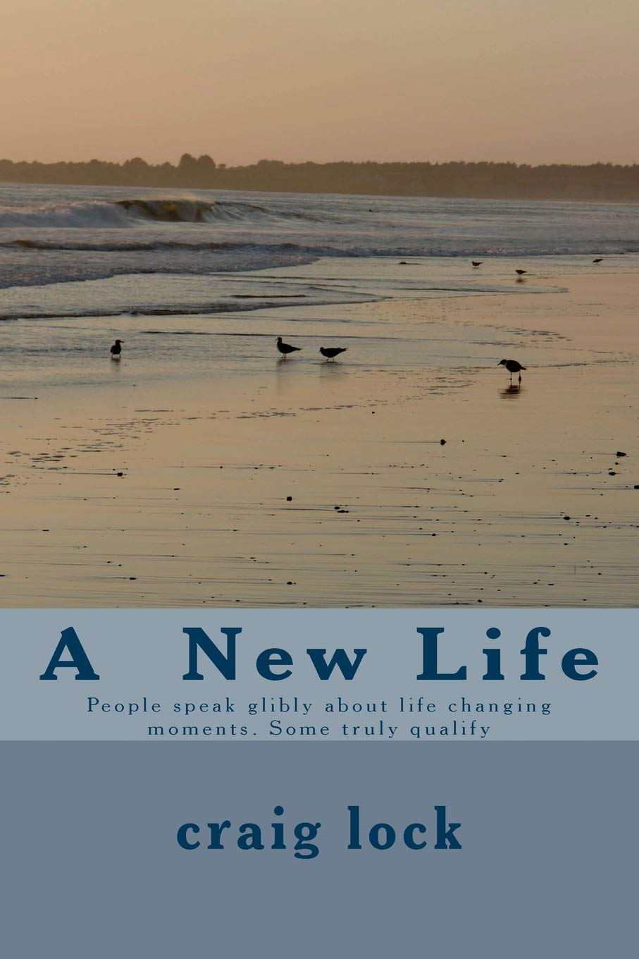 A  New Life: People speak glibly about life changing moments. Some truly qualify (My Story) pdf epub