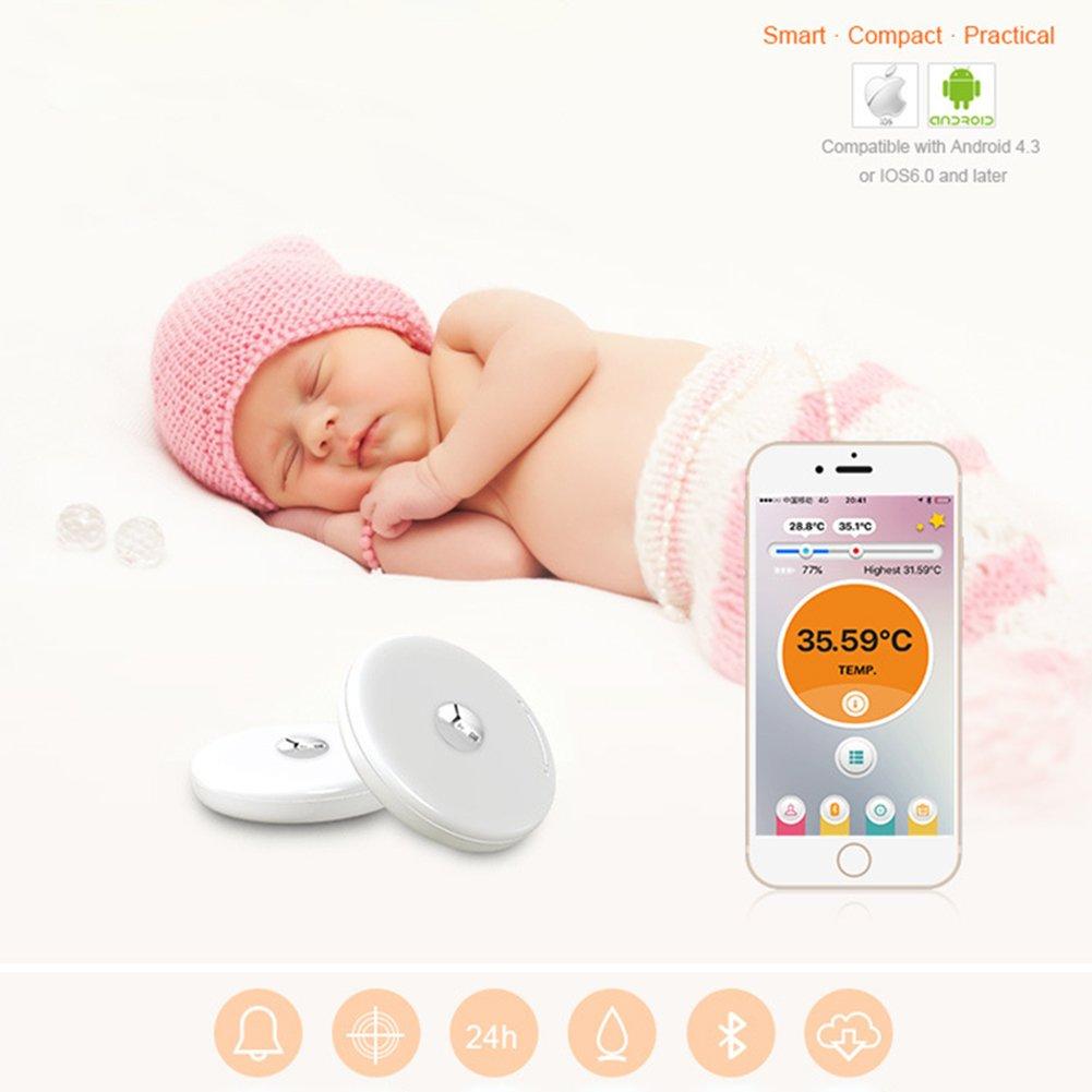 Amazon com : Smart Thermometer Monitor Kids Smart