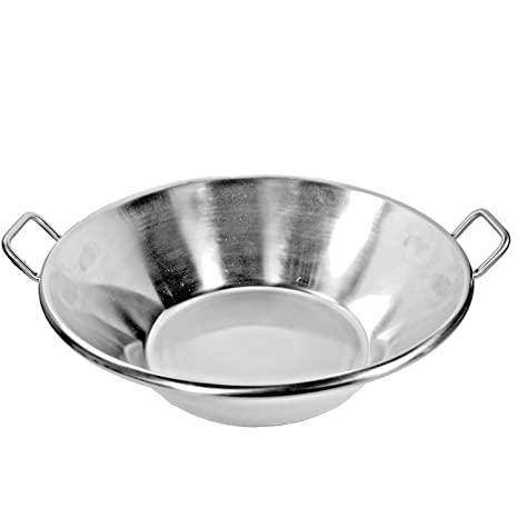 Amazon.com: Cazo Stainless Steel Large 17