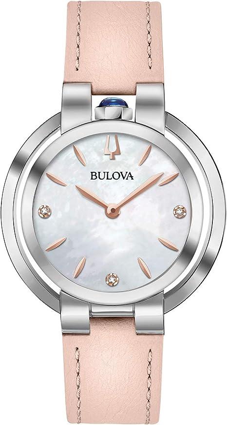 Bulova Dress Watch (Model: 96P197)