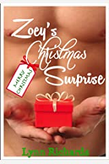Zoey's Christmas Surprise (BBW Holiday Romance) Kindle Edition