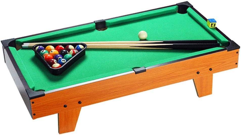 Mini piscina Juego de Mesa De mesa de billar miniatura for adultos ...