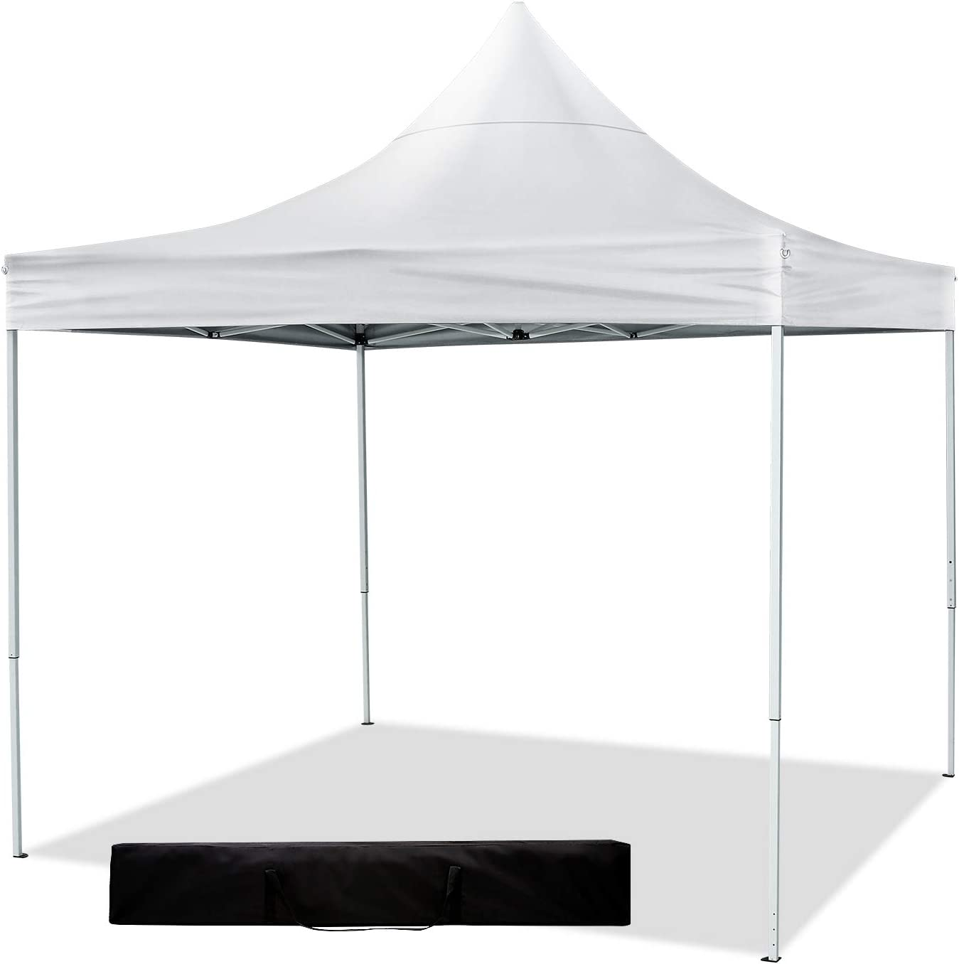 YUEBO Canopy Tent 10×10,Popup Waterproof Canopy Heavy Duty Party Tent for Wedding Camping Beach