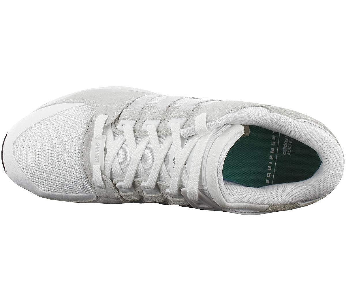 adidas Herren EQT Support Rf Fitnessschuhe, weiß Weiß (Ftwbla / Griuno / Negbas)