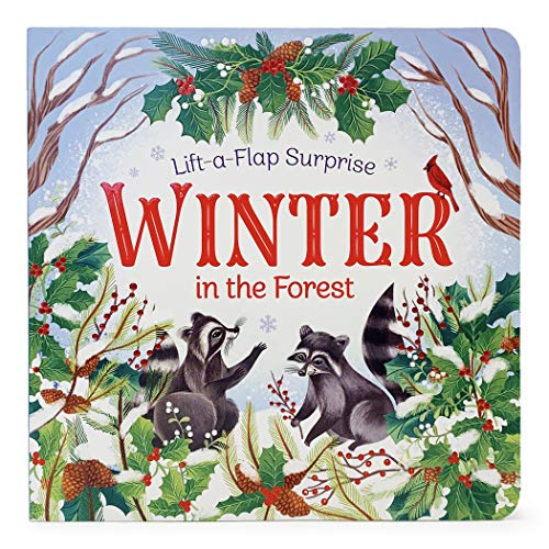 Winter in the Forest (Lift-a-Flap Surprise)