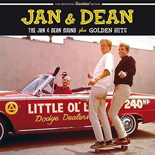 Jan & Dean - The Jan & Dean Sound  Golden Hits  7 Bonus Tracks By Jan & Dean - Zortam Music