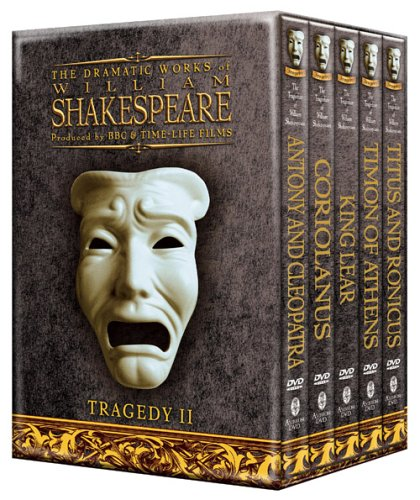 BBC Shakespeare Tragedies II DVD Giftbox by PBS