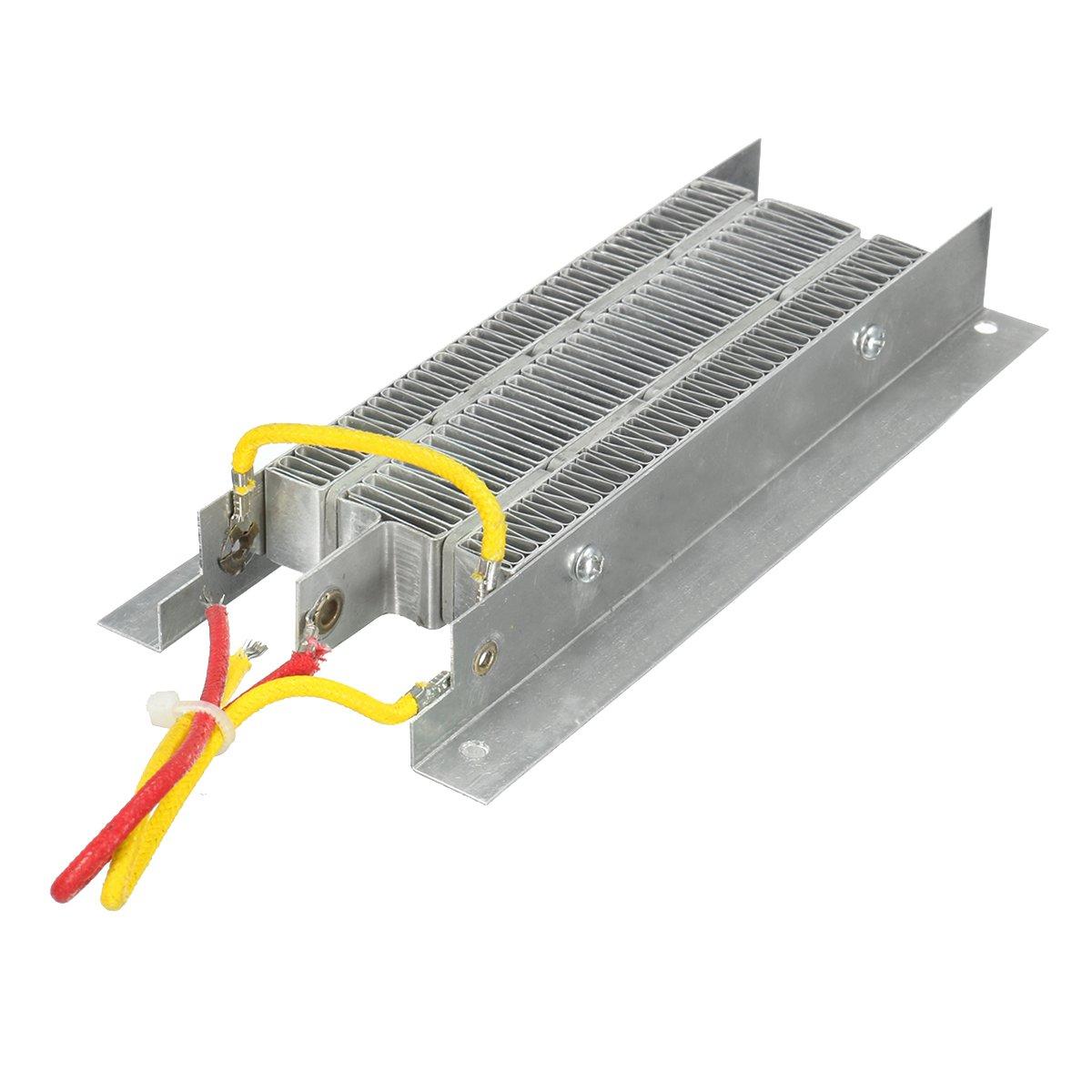 12V 400W /électrique en C/éramique thermostatique Isolation PTC /Él/ément Chauffant Kit de Chauffage Ils