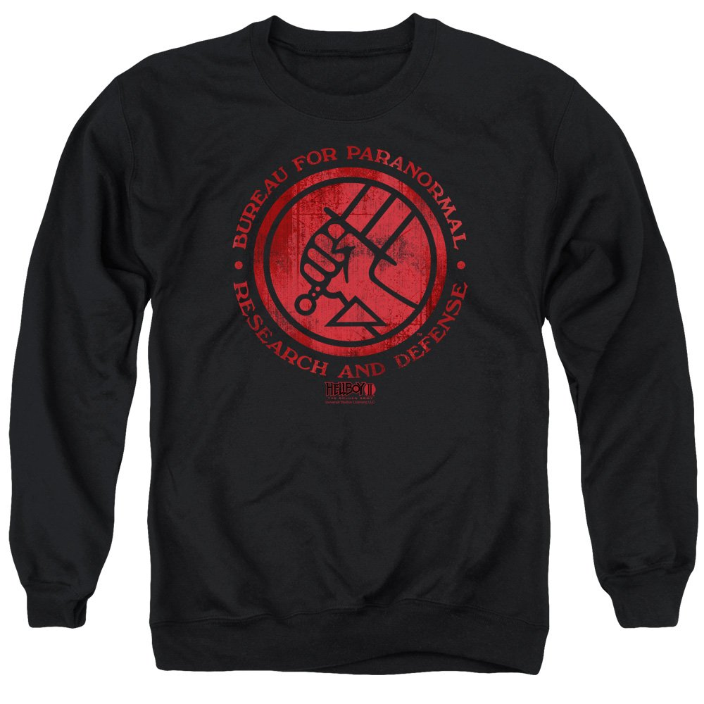 MMM Merchandising Hellboy II Mens BPRD Logo Sweater